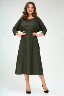 Платье Jurimex 2609-2 зеленый