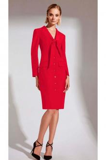 Платье Vladini VS4004 красный