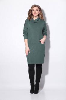 Платье Koketka i K 885 олива