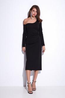 Платье Favorini 31876 черный