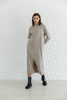Платье Ivera 1055 бежевый