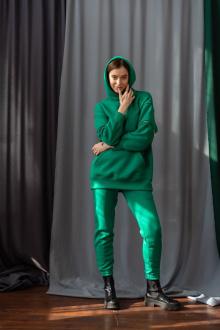 Спортивный костюм Ivera 6021 зеленый