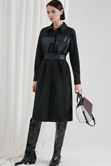 Платье Moveri by Larisa Balunova 5035D черный