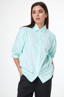 Блуза Anelli 987 голубой