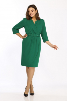 Платье Karina deLux М-9950 зеленый