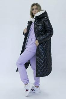 Пальто Effect-Style 835 черный