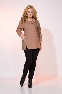 брюки,  джемпер, шарф Liliana 1020В