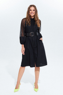 Платье Lokka 697С черный