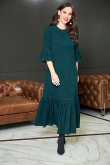 Платье Anastasiya Mak 905 зеленый