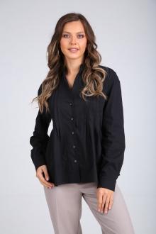Блуза SandyNa 130407 черный
