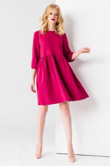 Платье Панда 60480z фуксия
