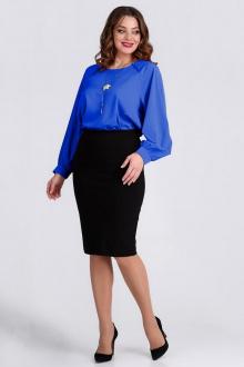 Блуза Таир-Гранд 62368 василек