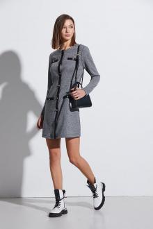 Andrea Fashion AF-191 светло-серый