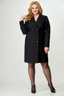 Платье БелЭльСтиль 852 черный