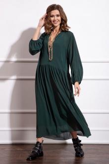 Платье Nova Line 50168 зеленый