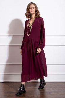 Платье Nova Line 50168 марсала
