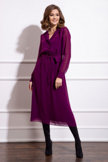 Платье Nova Line 50175 слива