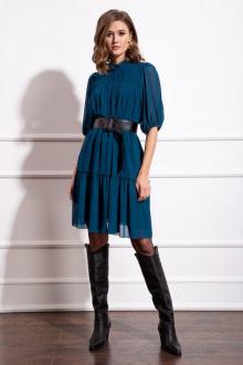 Платье Nova Line 50182 темно-лазурный