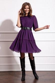 Платье Nova Line 50182 фиолетовый