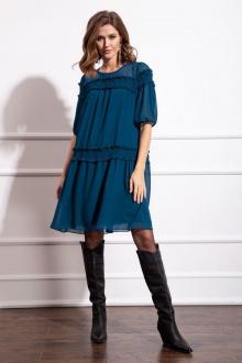 Платье Nova Line 50183 темно-лазурный