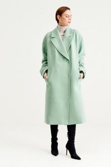 пальто MUA 38-123-green
