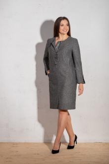 Платье Angelina 4911 серый