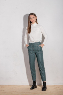 брюки Angelina 7021 изумруд