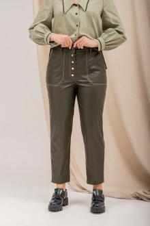 брюки Angelina 7021 хаки