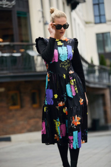 платье NiV NiV fashion 7849