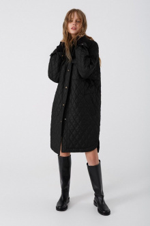 пальто PiRS 3430 черный