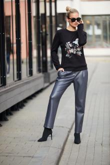 брюки NiV NiV fashion 7844