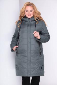 пальто Shetti 2025 серый