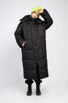 пальто TSURAN СОАТ-JULIA-BL черный