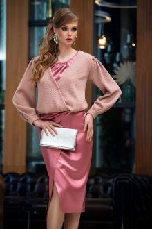 юбка Diva 1361-1 розовый