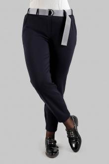 брюки,  пояс LUXTEX 0621 темно-синий