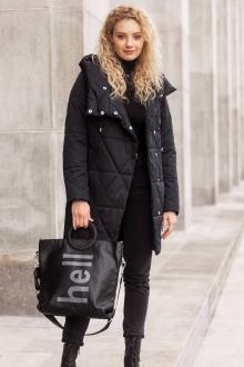 пальто Winkler's World 485пп черный