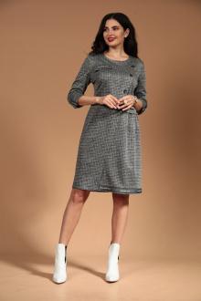 платье Твой имидж 1331 серый