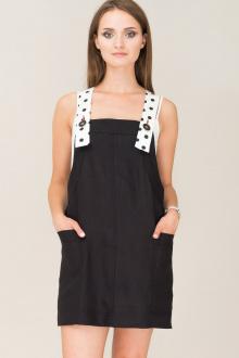 Ружана 380-4 черный-белый