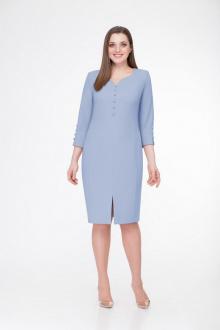 Платье Gold Style 2281 голубой