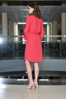 Платье AMORI 9386 красный