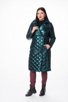 пальто Stilville 19С1613 зеленый