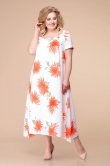 Romanovich Style 1-1332 белый+оранж