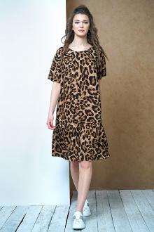 Fantazia mod 3442 леопард