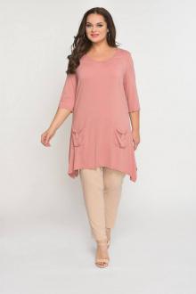 Luana Plus 101 розовый/беж