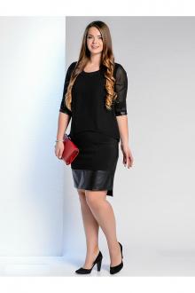 платье AMORI 9071 черный