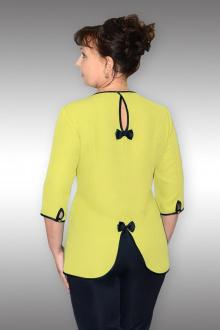 блуза Таир-Гранд 62180-1 желтый
