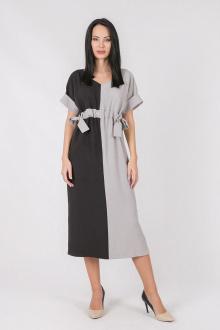 Daloria 1503 серый-чёрный