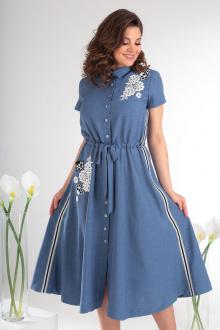 Мода Юрс 2405 т.синий_джинс