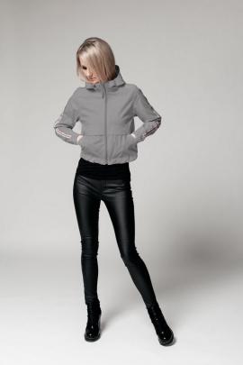 Куртка Bugalux 183 164-серый