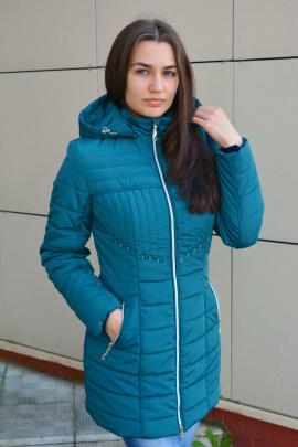 Куртка Lona 4419И зеленый